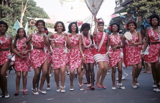 The Rio Carnival, 1964