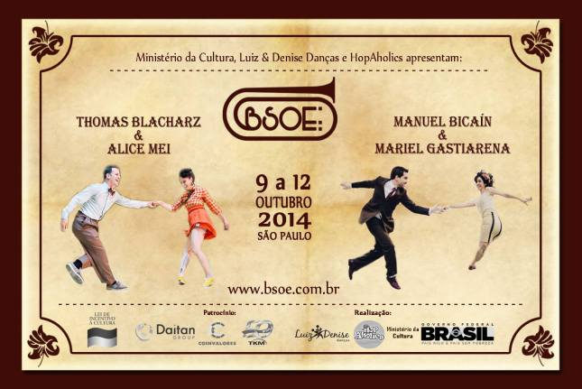 Save the date! BSOE 2014