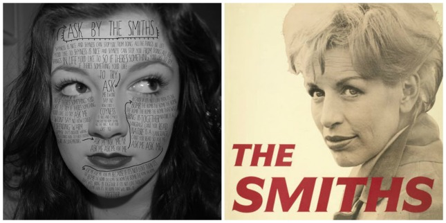 The Smiths Collage