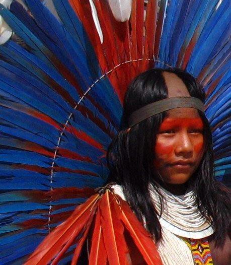 Xicrin tribe Brazil